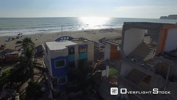 April 16, 2016 Canoa, Ecuador Earthquake Damage