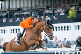 Schröder, Gerco (NED)  GLOCK'S LONDON N.O.P. ,  CSIO Barcelona 09.10.2014, Furusiyya FEI Nations Cup™ Jumping Final First Com...
