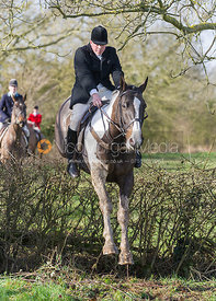 The Atherstone Hunt at The Kennels 31/1