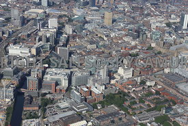 Manchester Spinningfields and Quay street