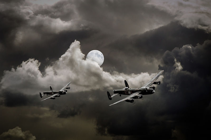 Supermoon Lancasters