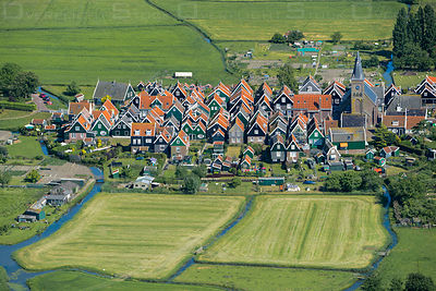 Marken Village of North Holland Netherlands