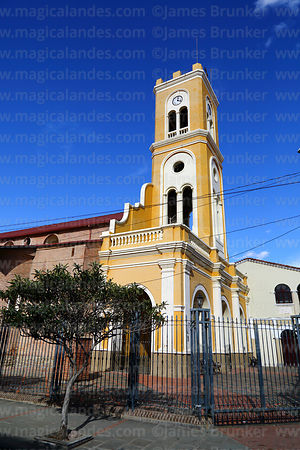 San Francisco church, Tarija, Bolivia