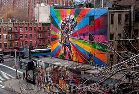 City Art From the High Line