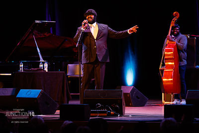 Gregory Porter - Symphony Hall
