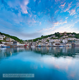 Looe, Cornwall - BP6065