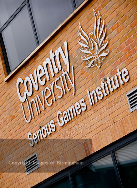 Coventry University Technology Park. Serious Games Institute.