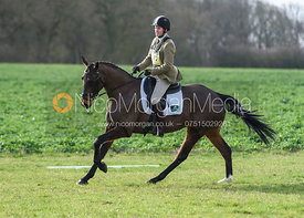 Angus Smales and EL FINITO. Oasby (1) Horse Trials 2019