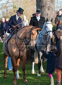 Gems McCormick - The Cottesmore Hunt Boxing Day Meet, Cutts Close, Oakham 26/12