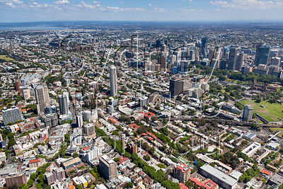 Potts Point Looking South