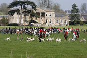 Avon Vale Hunt Neston Park - 22 Mar 2012