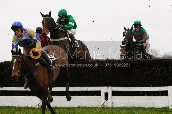 Running Rummy (Richard Armson) -Race 7 Maiden Div 2 - Cottesmore Hunt Point to Point, Garthorpe 4/3/12