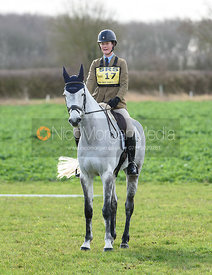 Willa Newton and COCK A DOODLE DOO. Oasby (1) Horse Trials 2019