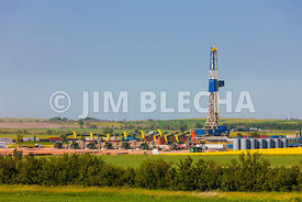 Bakken Multi-Well Pad
