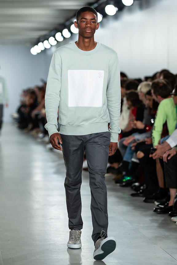 London Collections Men Spring Summer 2017 -  Christopher Raeburn