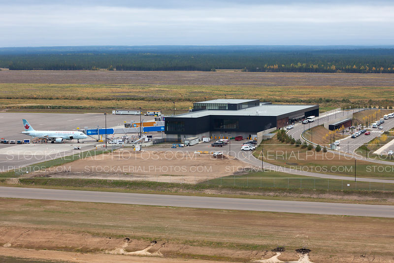 Fort McMurray Airport Terminal