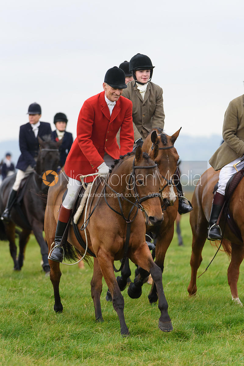 Joss Hanbury - Quorn Hunt Opening Meet 2016