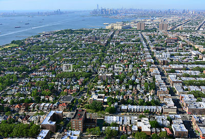 Suburbs of Bay Ridge Brooklyn NY