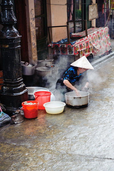 Vietnamese Street Cooking