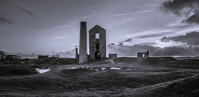 Evening at Magpie Mine