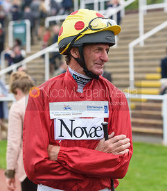 Sir Mark Todd - Champions Willberry Charity Flat Race - Cheltenham Racecourse, April 20th 2017