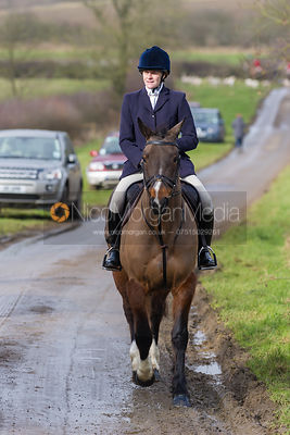 The Quorn Hunt at Sludge Hall 15/2
