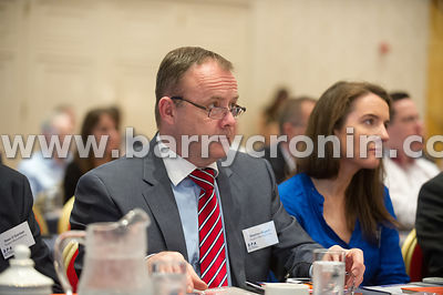Wednesday 9th June, 2015.Small Firms Association 'Boost' Conference at the Clyde Court Hotel. Pictured is Stephen Nugent of N...