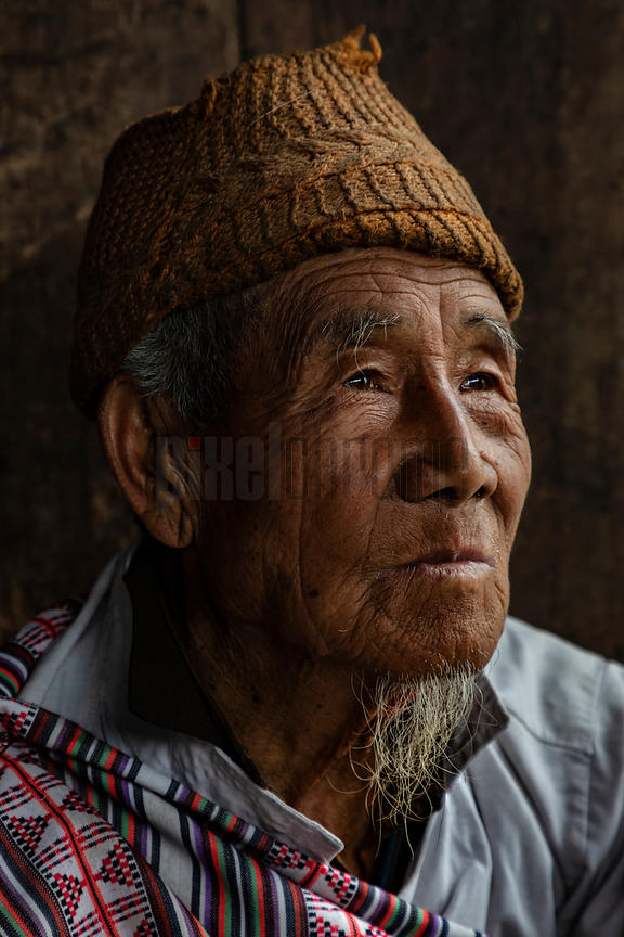 Portrait of Netuk Lepcha (89)