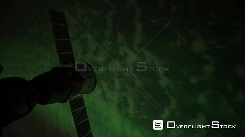 TimeLapse from ISS over Indian Ocean Australis 25 Apr 2012 from Space