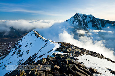 BP2402 - Ben Nevis and the Carn Mor Dearg arête
