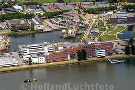 Papendrecht - Luchtfoto Royal Boskalis