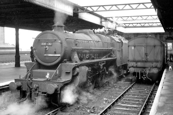 (Stanier 5MT) 44936  Leicester Central