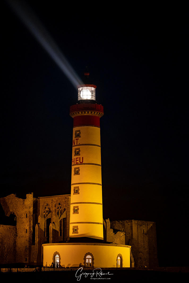 Phare de la Pointe Saint-Mathieu