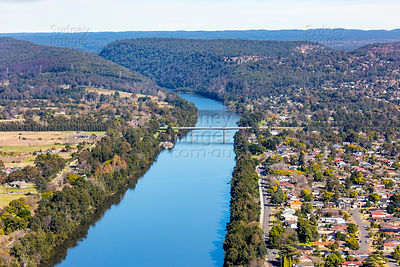 Nepean River, Penrith and Emu Plains