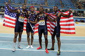 USA Relay Team