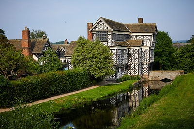 Old Moreton Hall