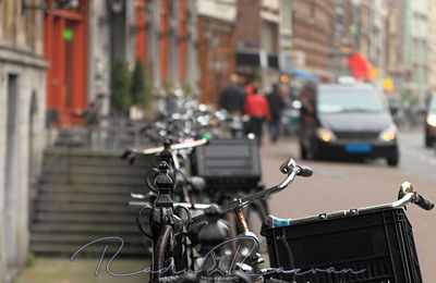 Streets of Amsterdam