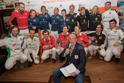 Team Player Presentation - Kulm Hotel St.Moritz