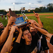 Baseball: Capital vs. Eagle (5A Championship) 5/17/14