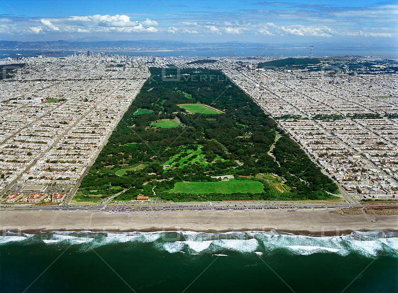 Golden Gate Park in San Francisco California