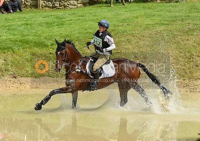 Emily Prangnell and DHI BEAUNESSE, Equitrek Bramham Horse Trials 2018