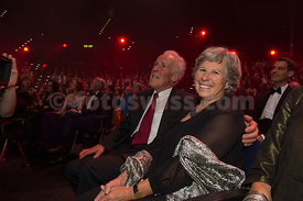 Dr. Katrin Hagen wins SwissAward 2015 in Category SOCIETY at the Gala TV Show SWISSAWARD in Zurich