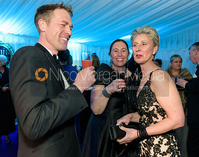 Tim Dobson-Seaton, Naomi Sarfaty-Wells - The Quorn Hunt Ball