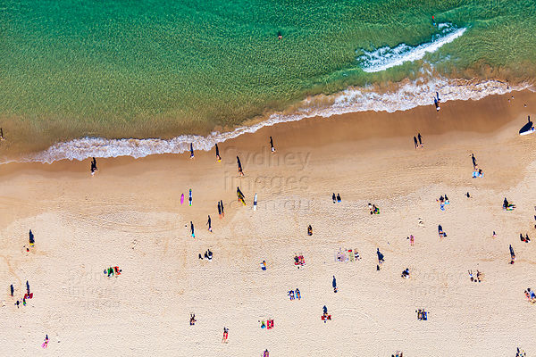 Bondi Beach Abstract 3
