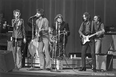 Delaney & Bonnie and Friends in 1970 at the Auditorium Theatre, Chicago
