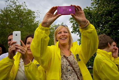 SNP Win Scottish Election 2011