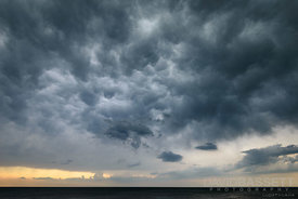 Storm over Lake Erie | Cedar Point, OH