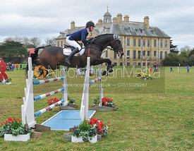Ludwig Svennerstal and ALEXANDER IV - Belton Horse Trials, April 2014