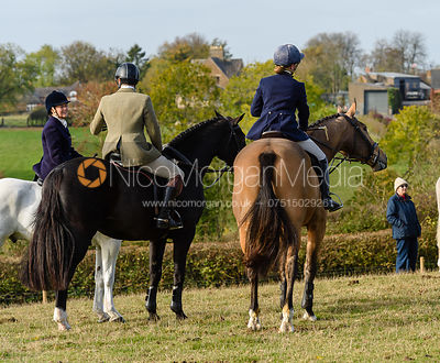Cottesmore Hunt Opening Meet