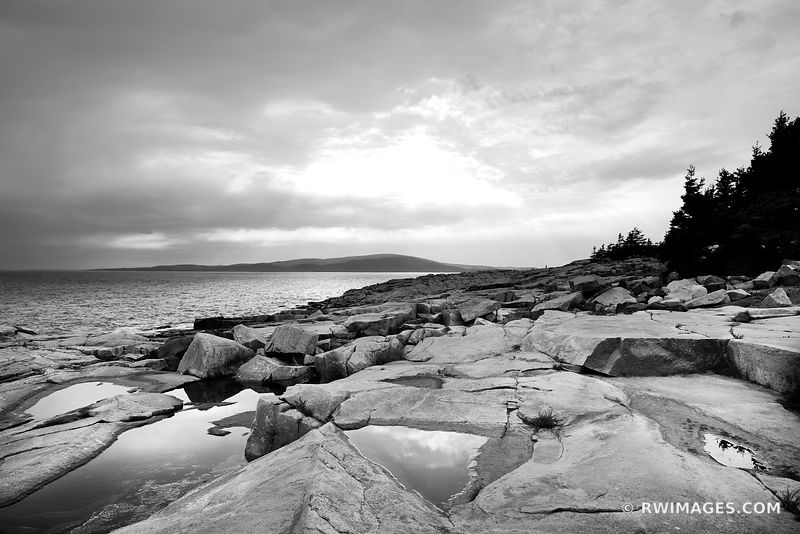 ❏ Fine Art Photography Prints | | | | | Acadia National